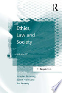 Ethics  Law and Society
