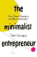 The Minimalist Entrepreneur Book PDF