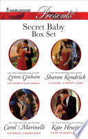 Secret Baby Bundle 4 Book Box Set