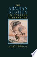 Arabian Nights In English Literature