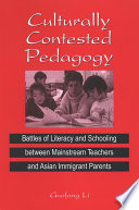 Culturally Contested Pedagogy Book