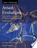Avian Evolution Book