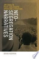 Neo Segregation Narratives Book PDF
