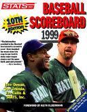 Stats Baseball Score Board 1999