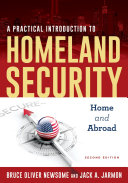 A Practical Introduction to Homeland Security