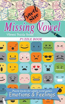 Missing Vowel Travel Size Puzzle Book