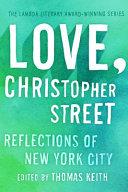 Love  Christopher Street