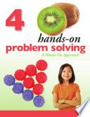 Hands On Problem Solving Grade 4 Book PDF