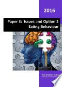 Paper 3   Option 2 Eating Behaviour