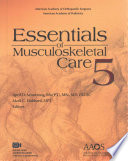 Essentials of Musculoskeletal Care 5