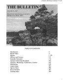 Bulletin of the Mount Desert Island Biological Laboratory Book