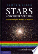 Stars and Their Spectra