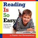 Reading Is So Easy