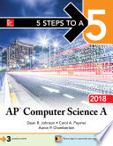 5 Steps to a 5  AP Computer Science A 2018