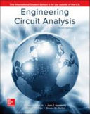 Cover of Engineering Circuit Analysis