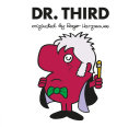 Doctor Who  Dr  Third  Roger Hargreaves