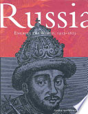 Russia Engages The World 1453 1825