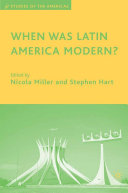 When Was Latin America Modern