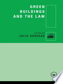 Green Buildings and the Law