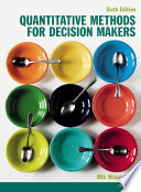 Quantitative Methods for Decision Makers 6th edn