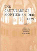 The Cartulary of Montier-en-Der, 666-1129