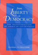 From Liberty to Democracy