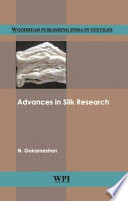 Advances in Silk Research