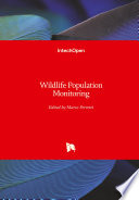 Wildlife Population Monitoring Book