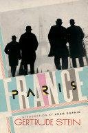 Paris France Pdf/ePub eBook