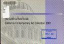 The California State Senate Contemporary California Art Collection