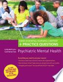 Psychiatric Mental Health Book