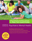 Psychiatric Mental Health [Pdf/ePub] eBook