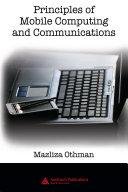Pdf Principles of Mobile Computing and Communications Telecharger