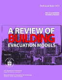 A Iew of Building Evacuation Models