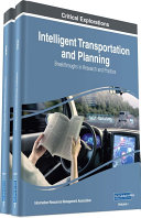 Intelligent Transportation and Planning  Breakthroughs in Research and Practice