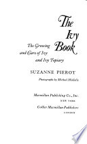 The Ivy Book