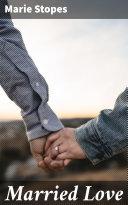 Married Love Pdf/ePub eBook