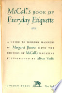 McCall's Book of Everyday Etiquette