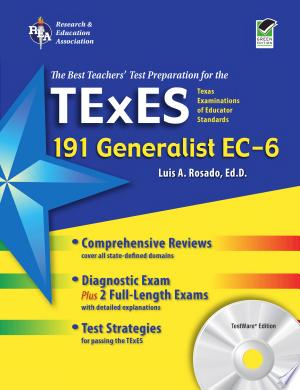Download TExES 191 Generalist EC-6 (191) Free PDF Books - Free PDF