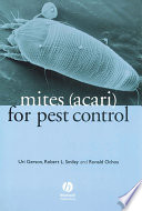 Mites  Acari  for Pest Control