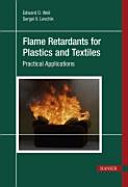 Flame Retardants for Plastics and Textiles Book