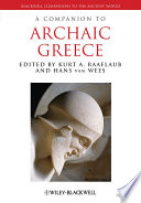 A Companion to Archaic Greece