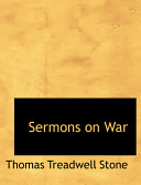Sermons on War Book PDF