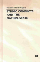 Ethnic Conflicts and the Nation State