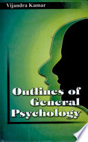 Outlines Of General Psychology