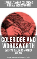 COLERIDGE AND WORDSWORTH: Lyrical Ballads & Other Poems (Including their Thoughts on the Principles of Poetry) Pdf/ePub eBook