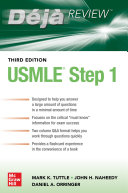 Deja Review USMLE Step 1 3e