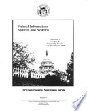 Federal Information Sources   Systems