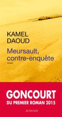 Meursault, contre-enquête [Pdf/ePub] eBook