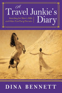 A Travel Junkie's Diary Book
